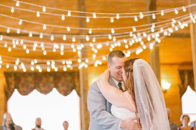 Wedding Couple's first dance