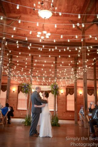 wedding coordination; day of wedding; decorations; dancing