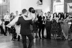 Wedding at McClintock Distillery